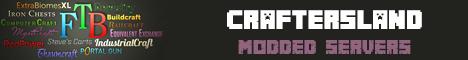 CraftersLand Modded Servers Hub