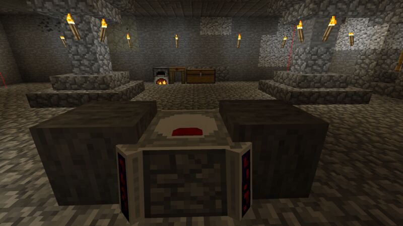 Blood Altar!