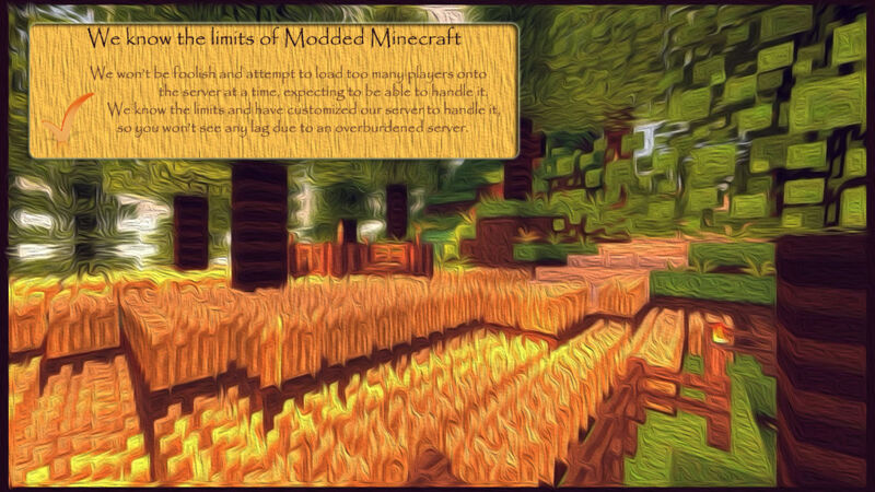 Modded minecraft
