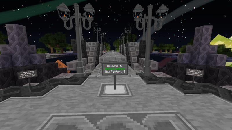 EpicLegion [SkyFactory 3] [Beta] [NEW] • Feed the Beast Servers