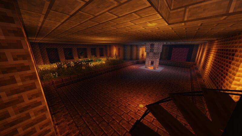 Inside of spawn