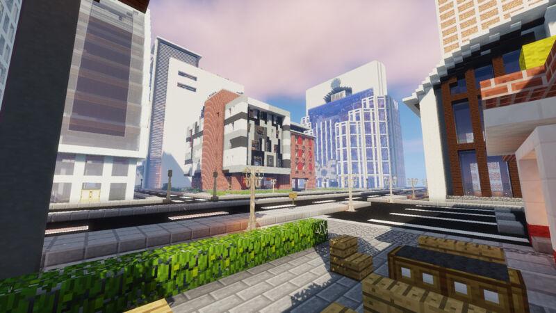 Ender Effect City