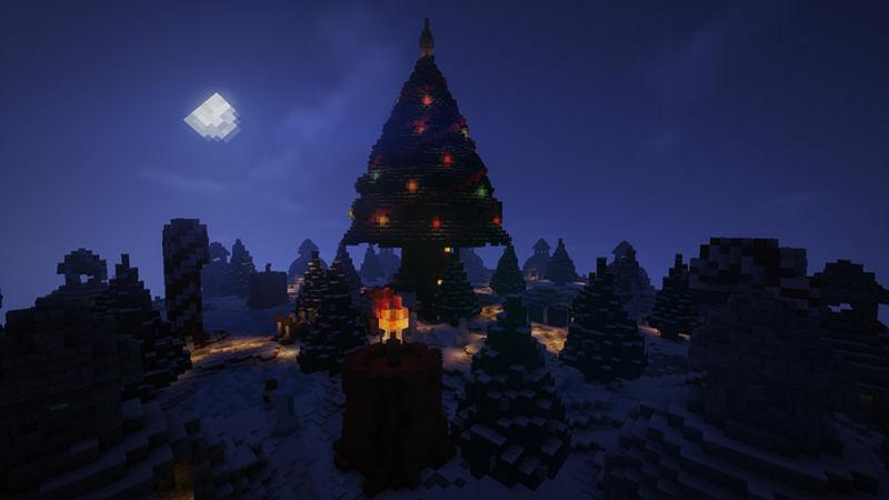 Winter Lobby