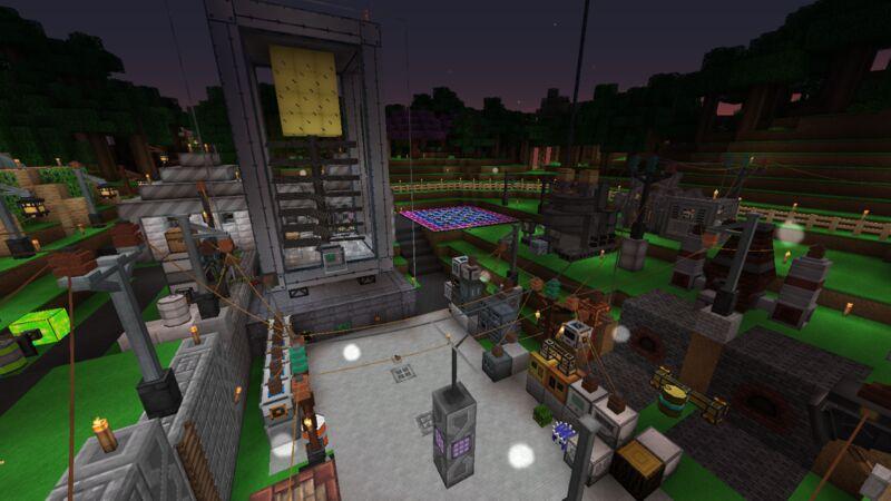 St0rm net Modded Minecraft Network • Feed the Beast Servers