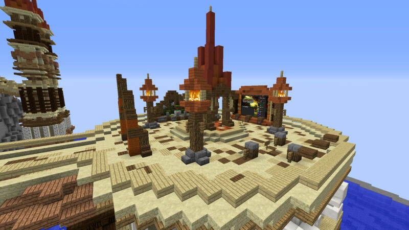 CraftersLand Modded Servers Hub • Feed the Beast Servers