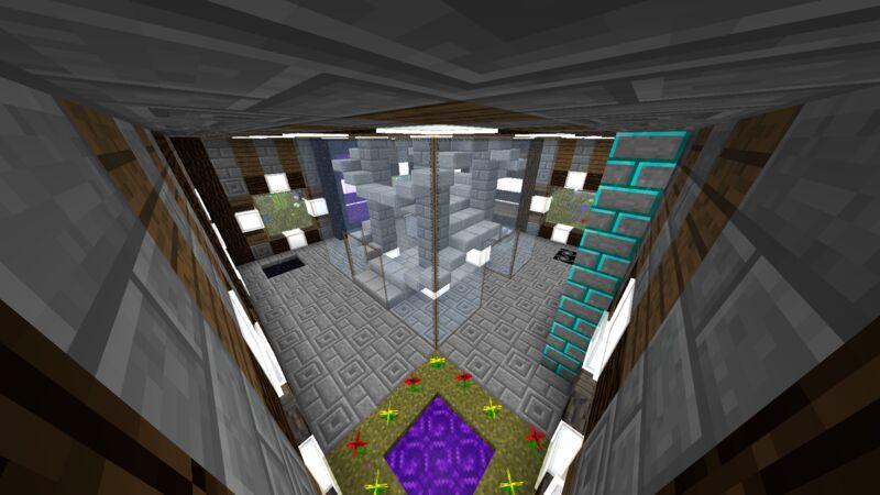 Spawn portals second floor