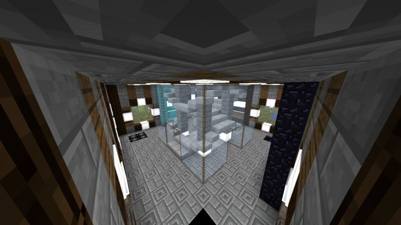 Spawn Portals Ground Floor